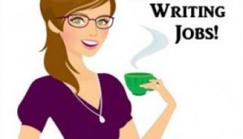 writer jobs
